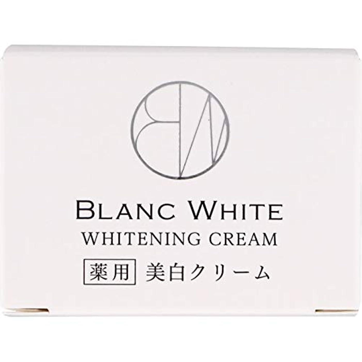 誇大妄想固体カウンターパートブランホワイト ホワイトニング クリーム 45g
