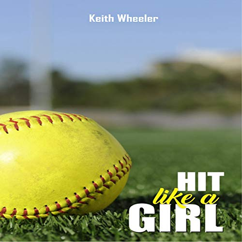 Hit Like a Girl audiobook cover art