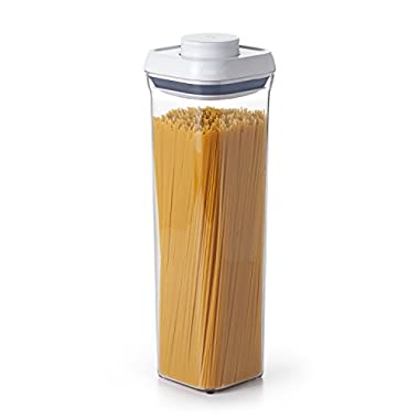 OXO Good Grips POP Container – Airtight Food Storage – 2.1 Qt for Spaghetti and More