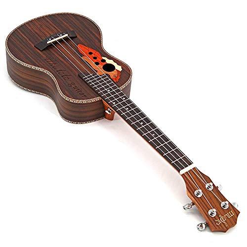 Sanqing 26-Zoll-Ukulele, Ukulele-Gitarre, Palisander-Gitarre,26inch