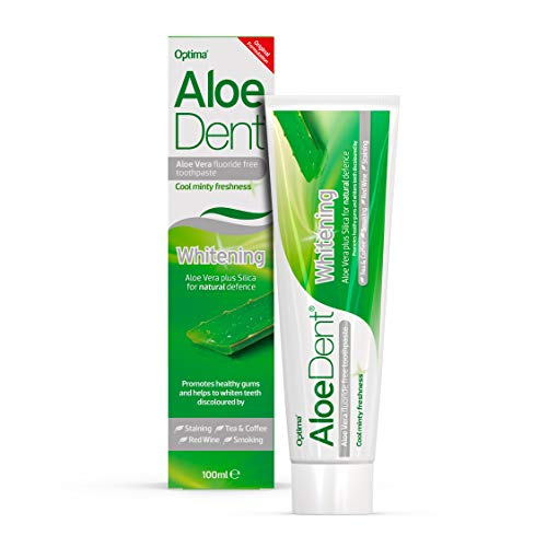 Aloedent - Pasta de dientes blanqueadora...