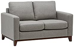 Rivet North End Modern Loveseat Sofa Couch