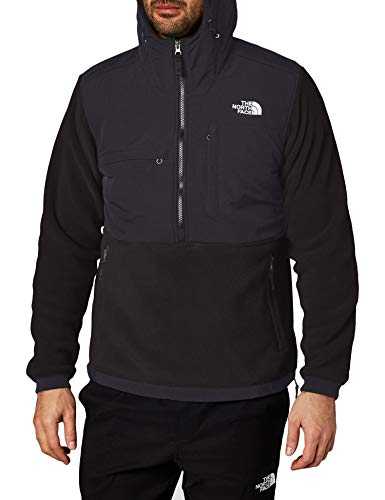 THE NORTH FACE Denali Anorak 2 Herren schwarz/weiß, S