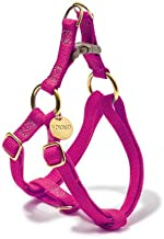 product image for Found My Animal Magenta Cotton Cat & Dog Harness, Large