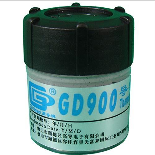 uu19ee Grau Wärmeleitpaste Fettpaste Silikon Gd900 Wärmeleitpaste Nettogewicht 30 Gramm Hohe Leistung Für CPU Cn30