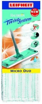 1x Wischbezug Twist micro duo 33cm Wischmop, Bodenwischbezüge