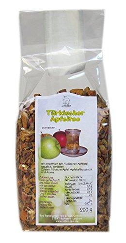 Hiller Früchtetee Türkischer Apfeltee 200 g