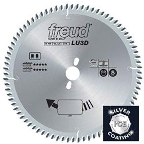 Freud LU3D Pro - Lama per sega circolare in laminato e truciolato, 350 mm, 108 T, 30 mm