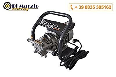 112 bar high pressure washer by Di Marzio Energy