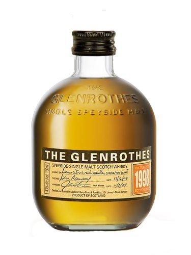 Glenrothes 1998 Speyside Vintage Single Malt Whisky 100 ml