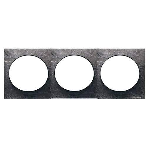 Niessen tacto - Marco 3 elemento horizontal serie tacto pizarra