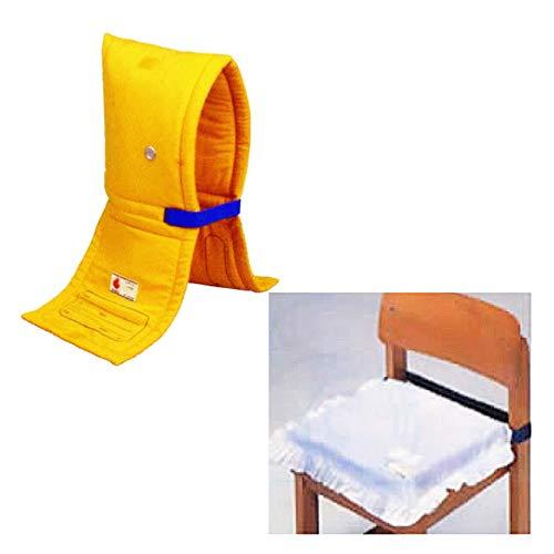 防災頭巾 カバー付きセット 3?7才向け 肩まですっぽり SLタイプ 小学生低学年以下用