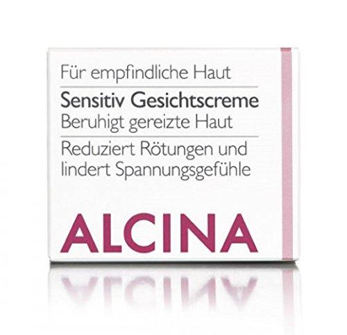Alcina Sensitiv Gesichtscreme 50 ml