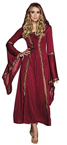 Boland Costume Adulto, Colore Rosso, 83773