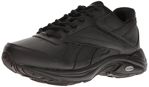 Reebok Men's Ultra V Dmx Max Walking Shoe, black/black, 12 4E