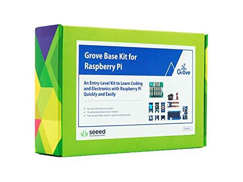 Seeed Studios Grove Base Kit for Raspberry Pi