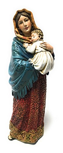 "Madonna of the Streets (ND168) Figurine 7.5"" Stoneresin"