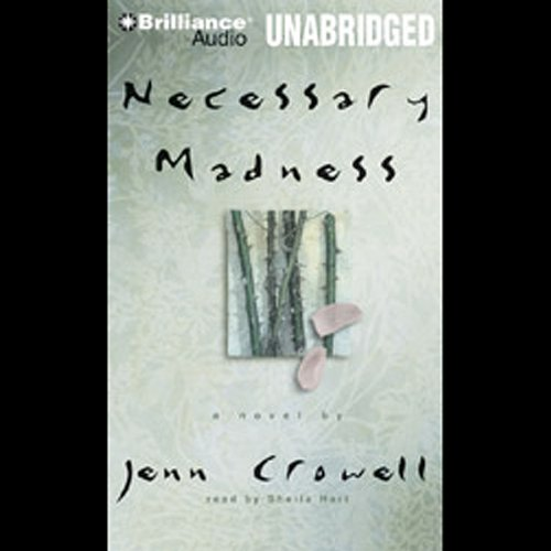 Necessary Madness audiobook cover art