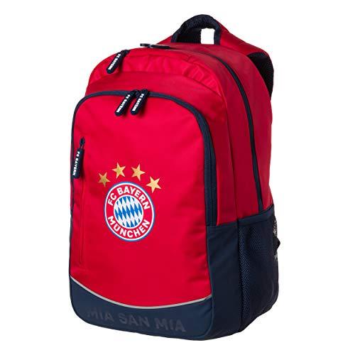 FC Bayern München Rucksack/Backpack - Plus gratis Aufkleber Forever München