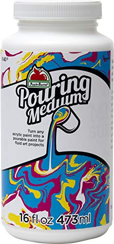 Apple Barrel Pouring Medium