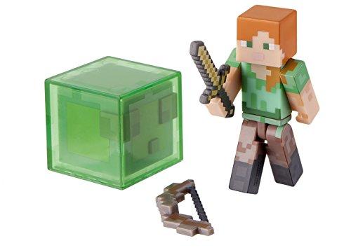 Minecraft 16513 - Alex Figur mit Accessoire und Zubehör