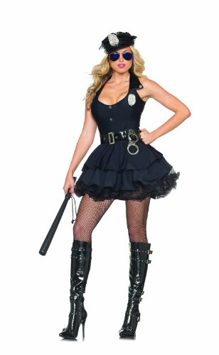 Sexy Cop Medium Fancy Dress
