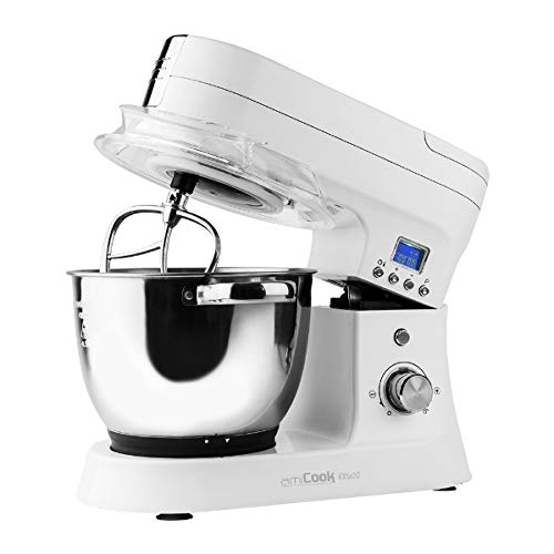 Robot de cocina AMICOOK KR400 cocina: Amazon.es: Hogar