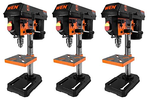 WEN 4208 8 in. 5-Speed Drill Press (3-(Pack))