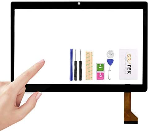 for 10.1'' Inch Kansas City Mall Sale item Zonko K105 Tablet Touch PC Outter Screen P Front
