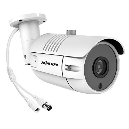 Festnight 2MP analoge Überwachungskamera HD 1080P Überwachungskamera mit Nachtsicht, Indoor Outdoor Wetterfest für Home Video Surveillance Pal System