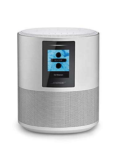 Bose 795345-5300 Wireless Bluetooth Portable Speaker with Alexa (Silver)