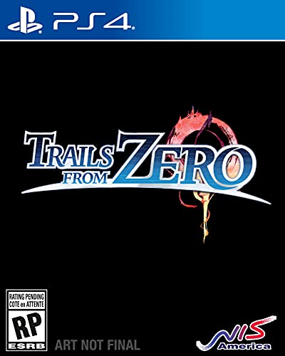 The Legend of Heroes: Trails From Zero – PlayStation 4
