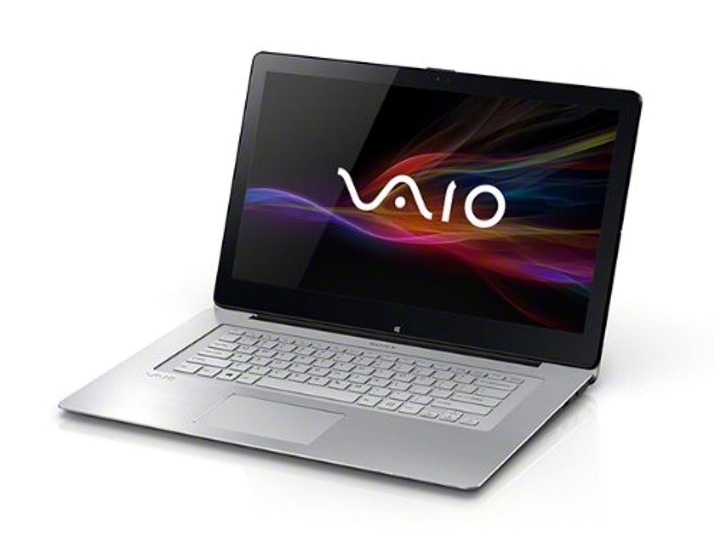 十億ファイター浸漬ソニー(VAIO) VAIO Fit 15A (15.5型タッチ/Win8.1_64/Ci3/4G/1T/Office) シルバー SVF15N27EJS