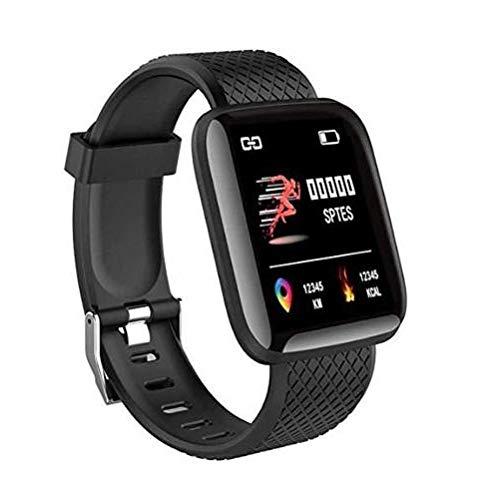 TISWAQ® D13 Smart Watch Intelligent Bracelet,ip67 Waterproof Fitness Tracker Smart Watch,Color Screen Smart Watch with Heart Rate Blood Pressure Calories Pedometer Sleep Monitor Smart Wristband