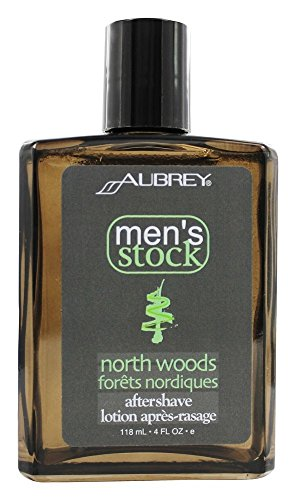 Photo of Aubrey Organics North Woods Aftershave 118 ml