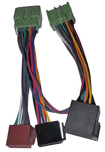 Aerzetix - Fascio di cavi per mani libere vivavoce per autoradio .