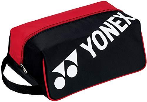 ヨネックス(YONEX) テニス用 シューズケース BAG1933 レッド/ブラック(053)