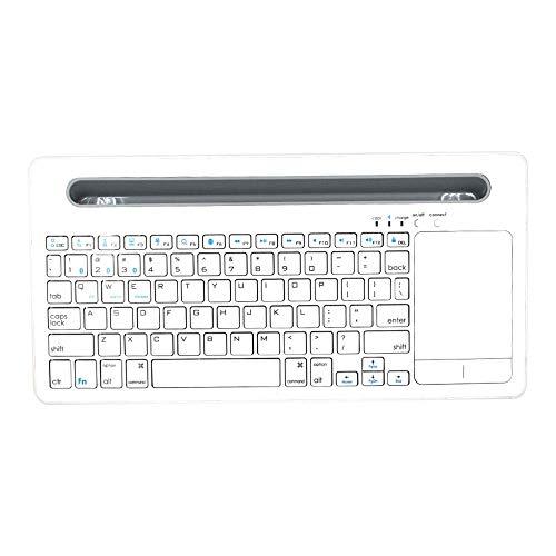 GYC Tragbare einstellbare Office-Tastatur mit Touchpad Geeignet für IOS Android Os System