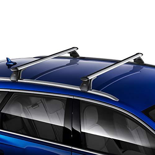 Audi 4K9071151 dakdrager, dakdrager, dakbagagedrager, raildrager, alleen avant, met dakrails