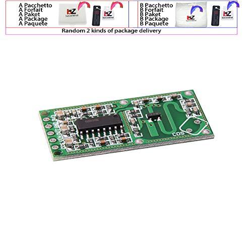 2 UNIDS RCWL-0516 Sensor de Radar de Microondas Módulo...