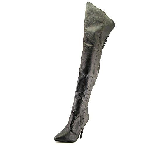 Pleaser LEGEND-8899 Blk Leather (P) UK 6 (EU 39)