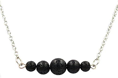 Top 10 Best essential oil necklaces for women lava stone Reviews