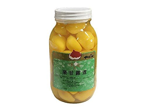 中国産 栗甘露煮 1100g(固形量650g)瓶入り