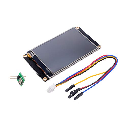 Nextion Enhanced 3.5' Display Screen 3.5 inch HMI LCD Module NX4832K035 Touch Panel 480x320 for Arduino Raspberry Pi DIYmalls