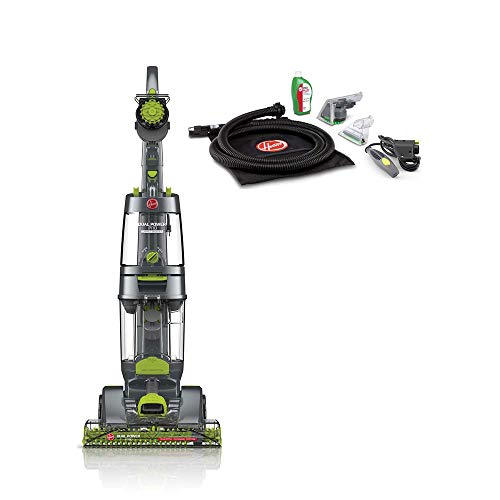 Best Buy! Hoover FH51200 Dual Power Pro Carpet Washer (Renewed)