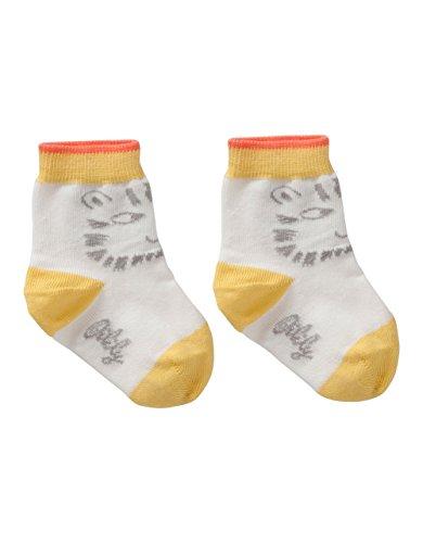 Oilily Miaou Weiche Socken für Mädchen Tiger in schönen Sommerfarben. YS16GTI204