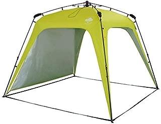 Lumaland Outdoor Pop Up Pavillon Gartenzelt Camping Partyzelt Zelt oder 1x zusätzliches Seitenteil