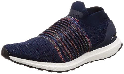 adidas Ultraboost Laceless, Zapatillas de Running para Hombre, Azul (Collegiate Navy/FTWR White/Core Black), 52 2/3 EU