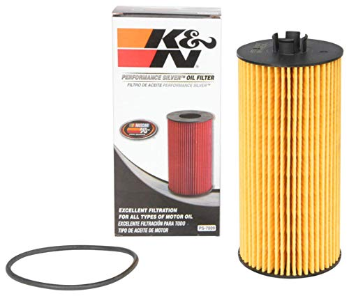 K&N Premium Oil Filter: Designed to Protect your Engine: Fits Select 2003-2010 FORD (Super Duty, E350, E450, F250, F350, F450, F550, Harley Davidson, Club Wagon, Excursion), PS-7009, Multi