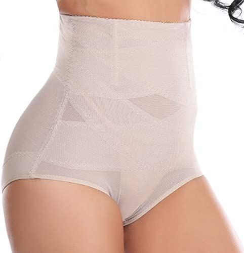 Vaslanda Womens Invisible Tummy Firm Control Shapewear Butt Lifter Underwear Briefs Belly Reducer product image